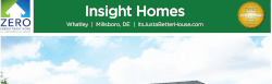 Insight Homes Case Study Thumbnail