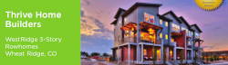 Thrive Home Builders Case Study Thumbnail