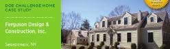 Ferguson Design & Construction, Inc. Case Study Thumbnail