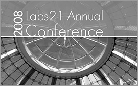 Photo of Labs21 2008 Annual Conference.