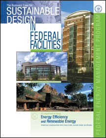 Photo of Sustainable Design in Federal Facilities cover